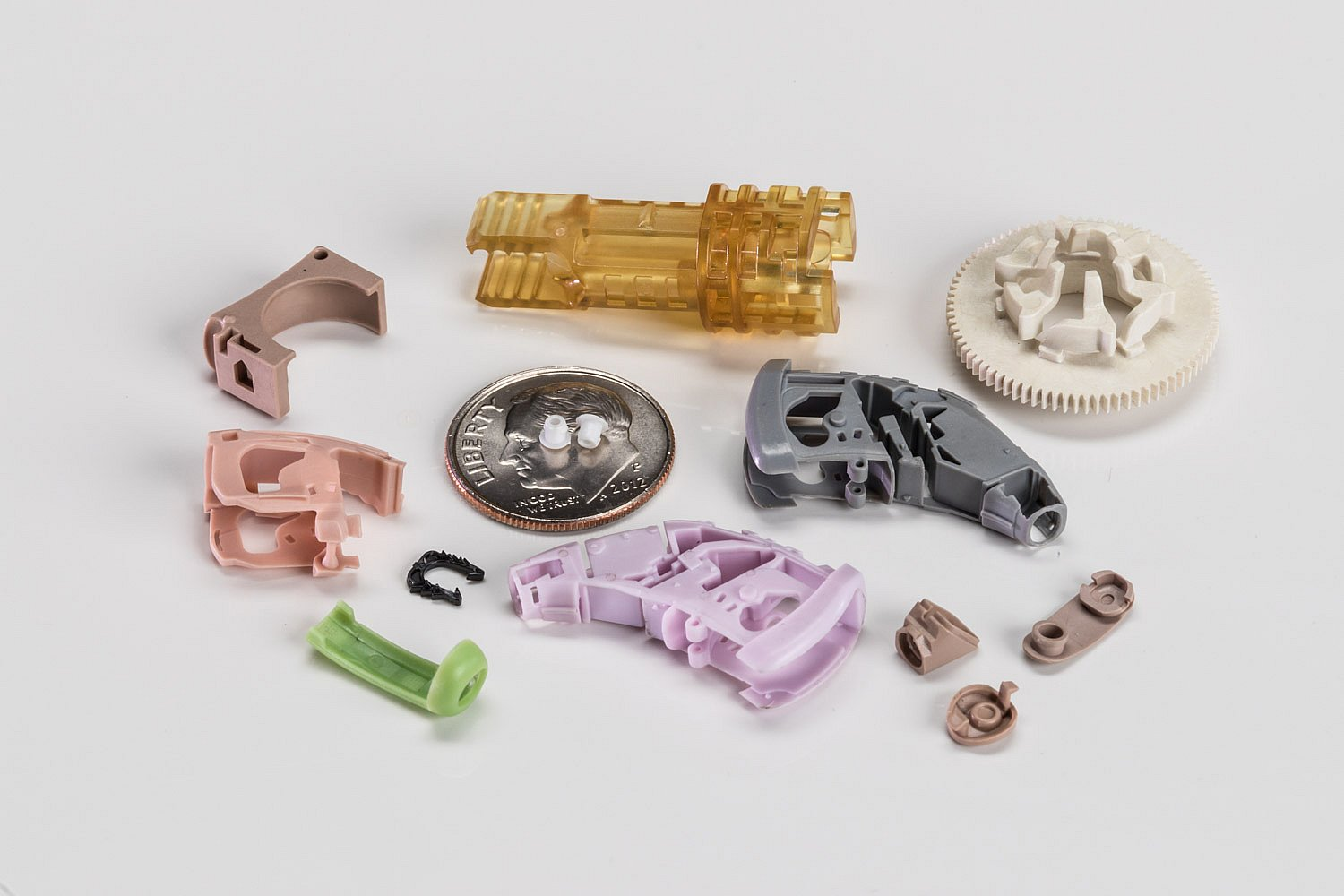 Mold-Tech Quality Mirco Molded Parts
